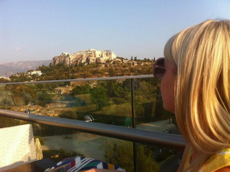 Acropolis View Bar