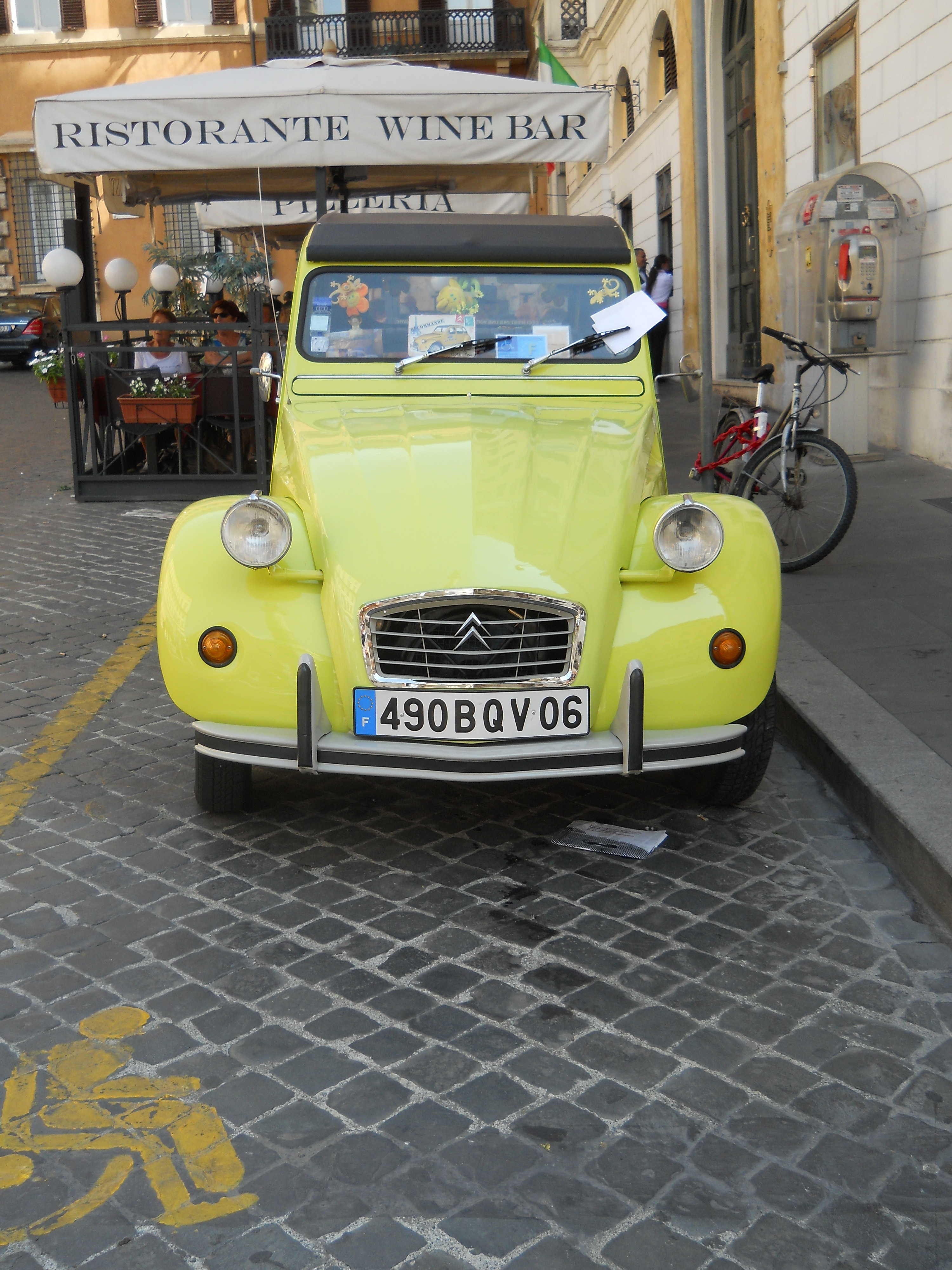 Rome citroen