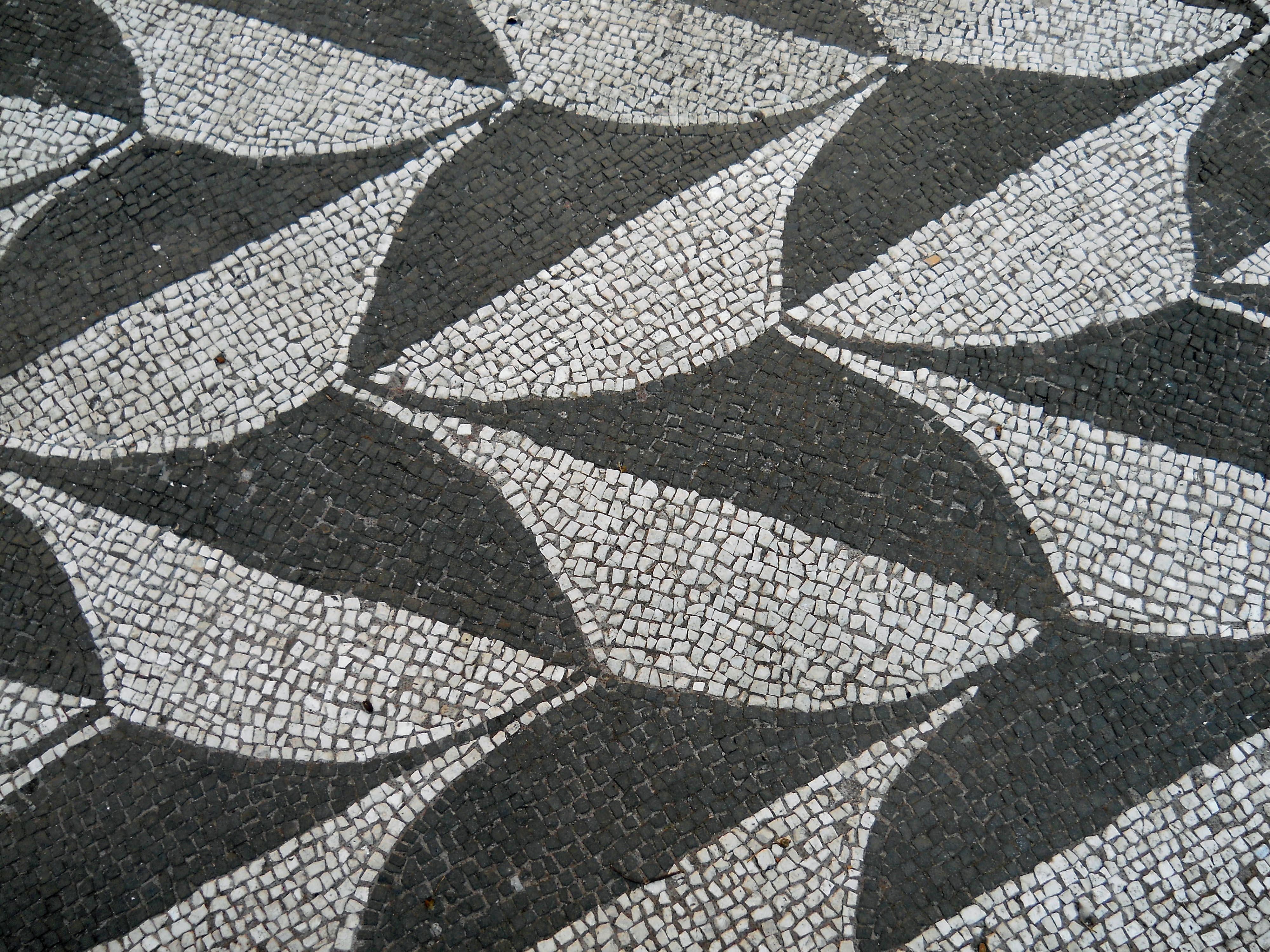 Roman Baths Mosaic