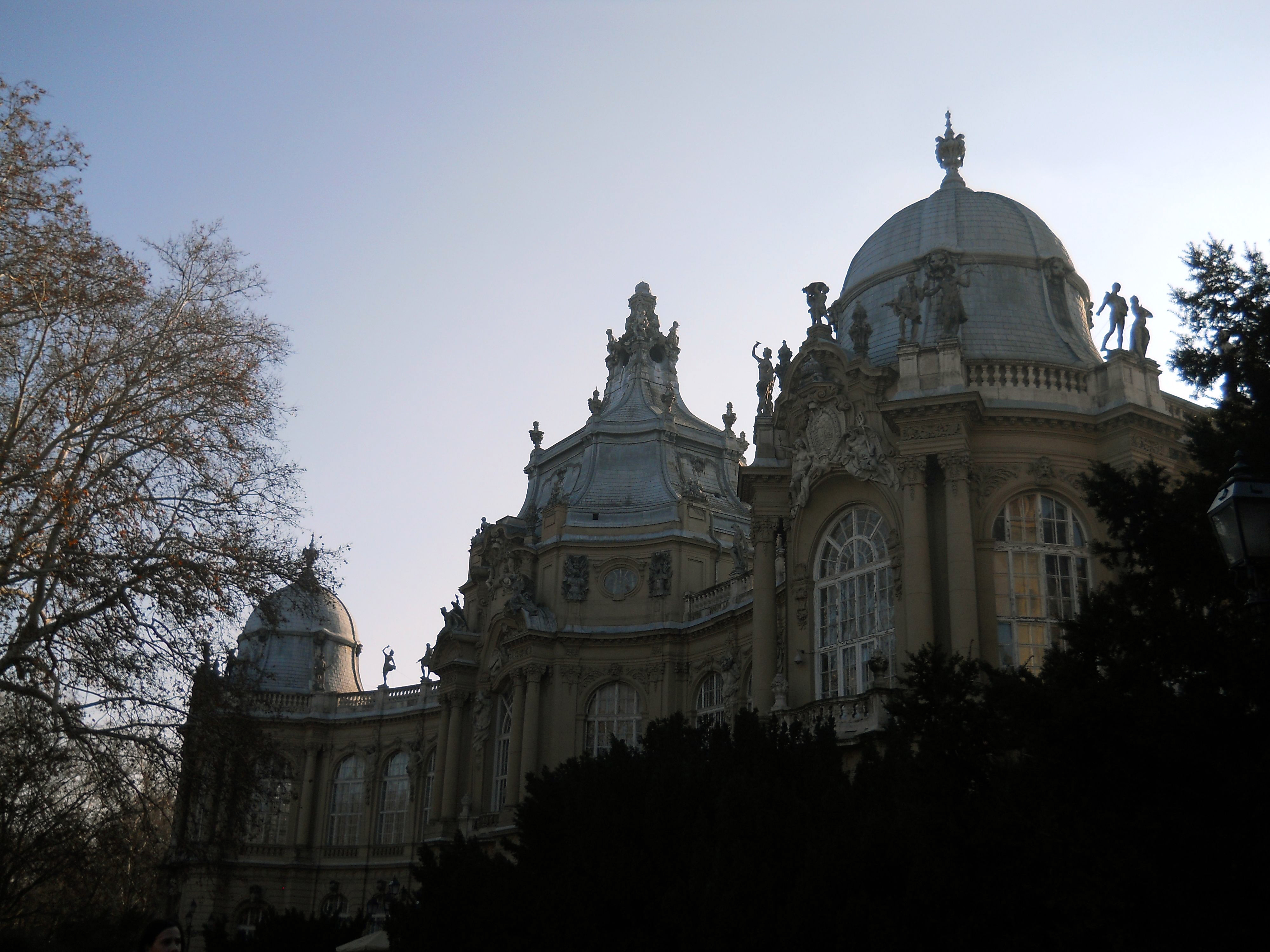 city park budapest