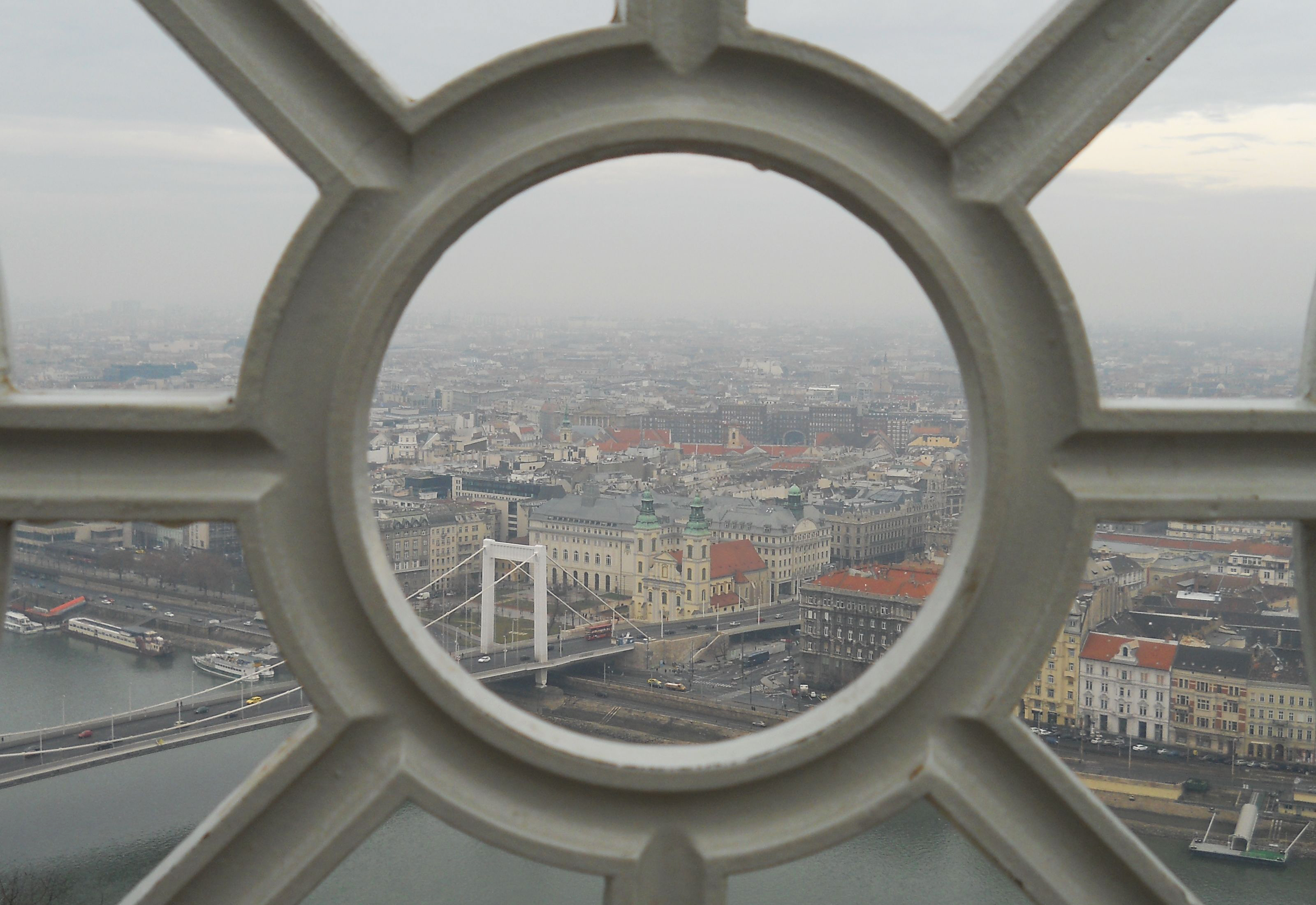 Porthole Budapest