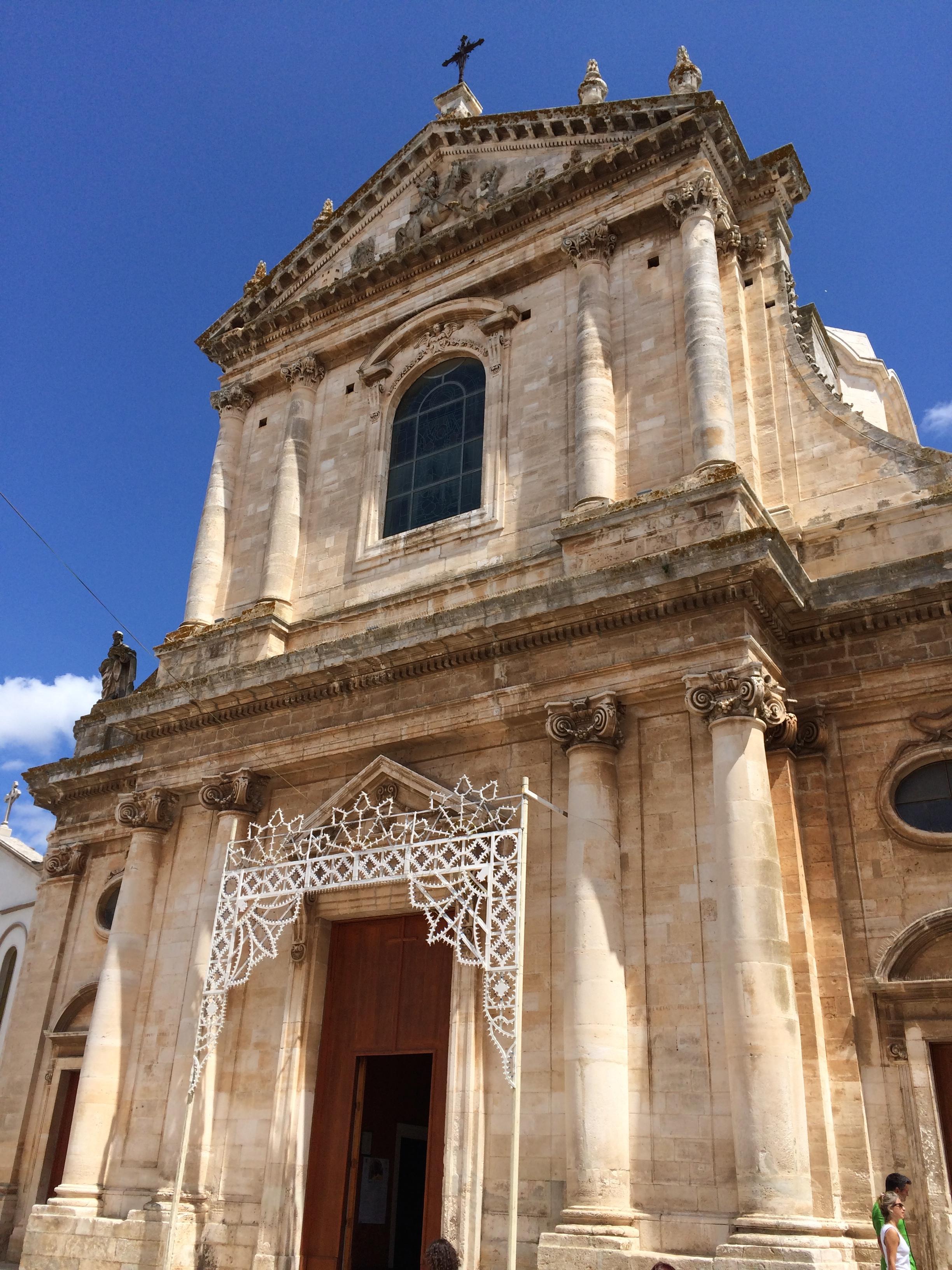 Puglia Church