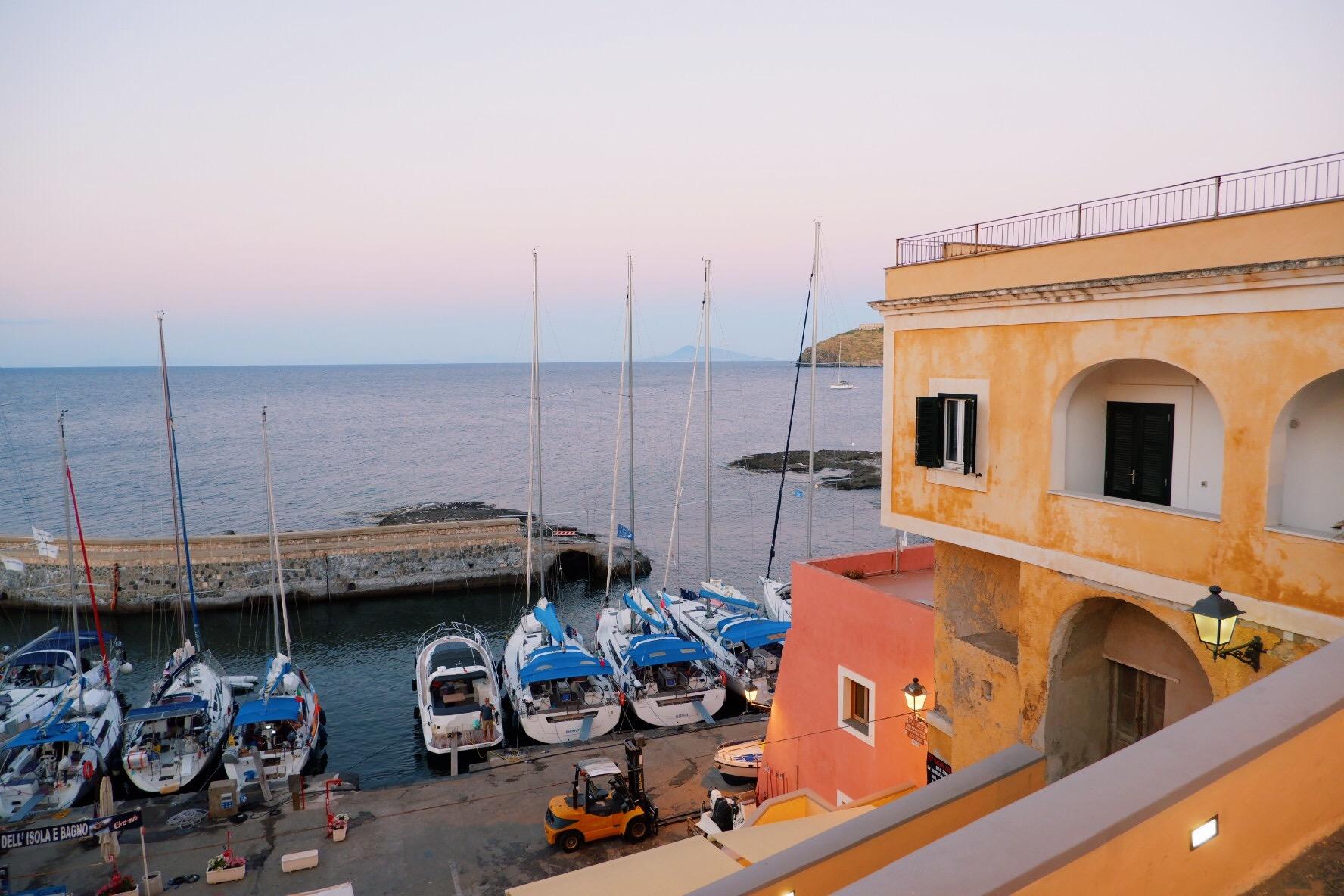 Ventotene Port