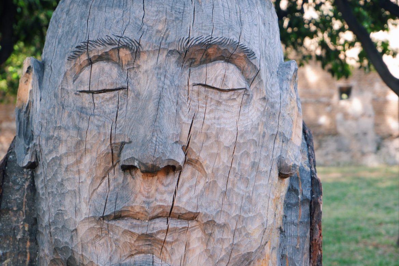 Andrea Gandini sculpture in Rome